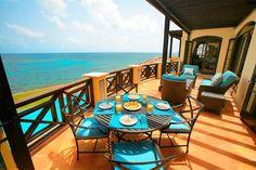 Villa Amarilla, Anguilla in the Caribbean
