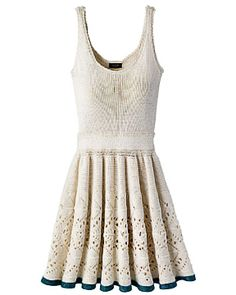 Check out the deal on Chanel-Crochet-Dress at Eco First Art