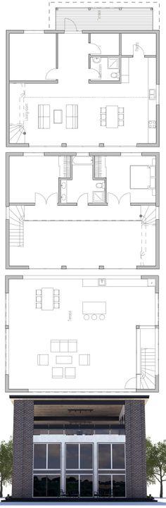 floor plans, modern houses, small houses, house plans