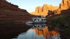 Want to house boat on Lake Powell again :)