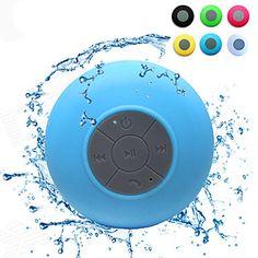 Mini Ultra Portable Waterproof IPX 4 Stereo Wireless Bluetooth Speaker