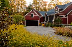 plant, firework, dream homes, driveway, barns, hous, light shades, blues, country homes