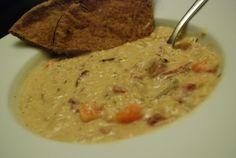 Bacon and Potato Chowder Crock Pot Recipe - 4 Points + - LaaLoosh