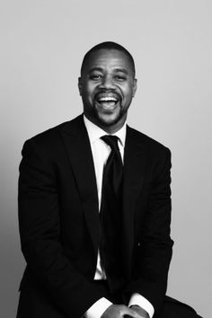 Cuba Gooding Jr. How can you not love that face and personality.