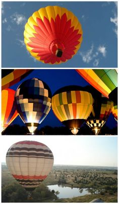 Looking for something a little adventurous in #Oklahoma? Check out these hot air ballooning services across the state.