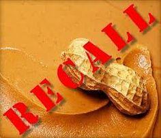 Peanut Butter Recall 2012