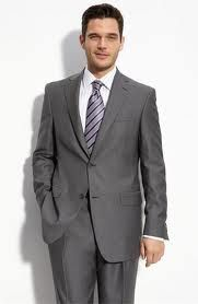 Two piece suit neck vest and with button shirt collar jacket or coat