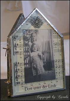 Beautiful soldered frame