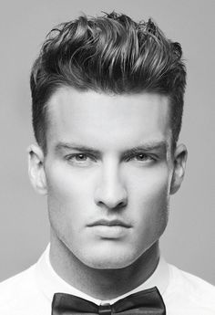 Such a fun hair cut. be bold boys, eventually you won't be able to do this with your hair.