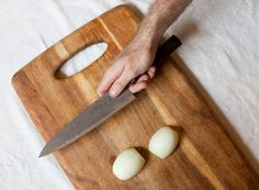 Sharpen Knives and Chop Like a Chef | Rue