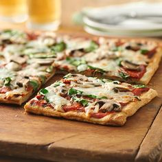 Heat gas or charcoal grill. Cut 18x12-inch sheet of heavy-duty foil; place on large cookie sheet. Spray foil with cooking spray. Unroll dough onto sprayed foil. Starting at center, press out dough into 14x10-inch rectangle. Spray dough with cooking spray.