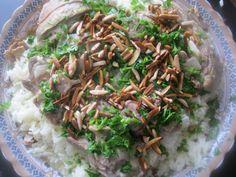 Lamb in Yogurt Sauce (or Wannabe Mansaf)  | The Levantess
