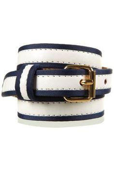 Stripe Belt - StyleSays