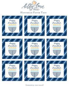 @ #Free #Happy #Hanukkah #Printables!