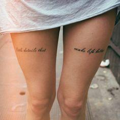 Tathunting for typographic tats #tattoo #tattoos #ink #inked