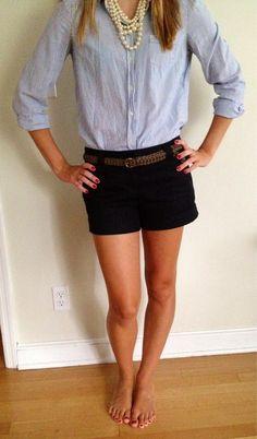 preps and shorts