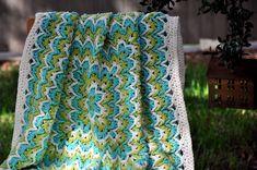 lovely blanket #crochetpattern #crochet