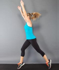 No-Running Cardio Workout You Can Do at Home