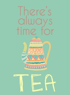 There\'s always time