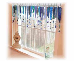 beadi solder, solder stain, glass window, glasses, valanc, hous, window treatments, stain glass, craft rooms