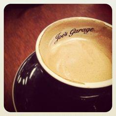 Joe's Garage, Coffee Rescue. Wellington.