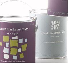Palette & Paints: Donald Kaufman Color Collection for Pratt & Lambert