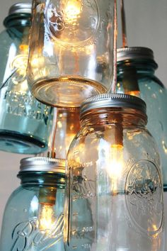 love the Ball jars!