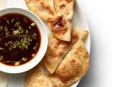 Fried Pork Dumplings Recipe : Food Network Kitchen : Food Network - FoodNetwork.com