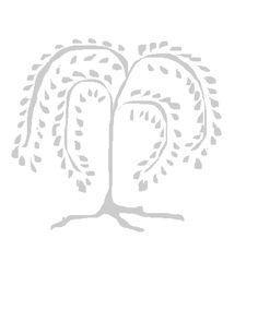 free primitive stencils | Primitive Weeping Willow: Carve-a-Pumpkin