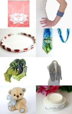 Summer gifts by Diana on Etsy--Pinned with TreasuryPin.com