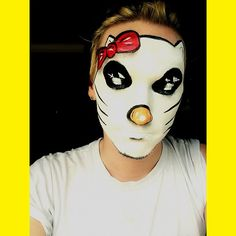 #Halloween #Sephoraselfie look by jonnylestrange