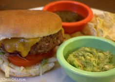 (The Very Best!) Bacon Onion Cheddar Burger Recipe