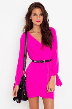 i love HOT pink :)