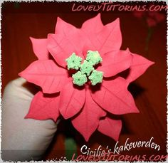 how to make different flowers from gum paste
