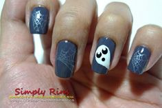 ghostly nails