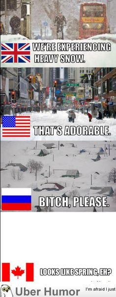 Heavy snow in the eyes of the beholder. - http://gagthat.com/heavy-snow-in-the-eyes-of-the-beholder/