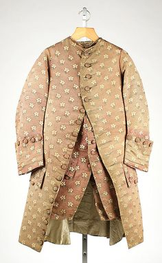 Suit 18thc., French