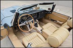 1970 Jaguar XKE Convertible