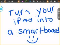 A Kindergarten Smorgasboard How To Video:  iPad Smart Board