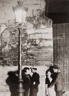 "BRASSAÏ :: ""Paris After Dark"" (Paris de Nuit), 1930's"