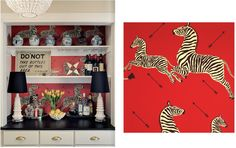 3. Pattern of zebras and arrows #uncommongoods #contest
