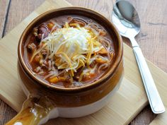 Stove-Top and Slow-Cooker Taco Soup
