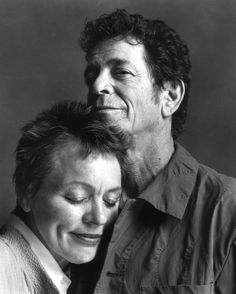 Laurie Anderson and Lou Reed. Farewell letter Rolling Stone.