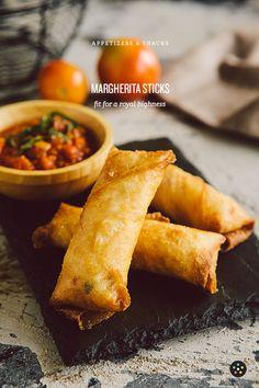 Margherita Sticks || Pepper.ph