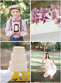 A LA CAMPANA WEDDING  Lavender and Twine Photography