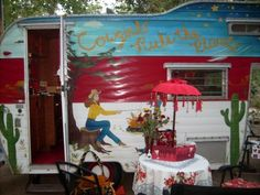 vintage trailers, cowgirl rule, vintag trailer, vintage cowgirl, the road, vintage campers, vintag camper