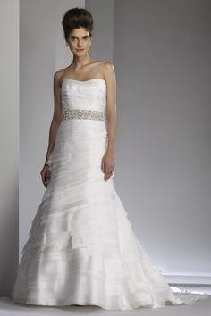 Wedding dresses on pinterest wedding dressses bling and for Blinged out wedding dress