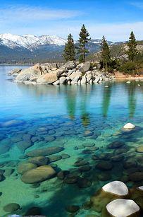 Tahoe City, California   America's 10 Most Hospitable Cities_#GeorgeTupak