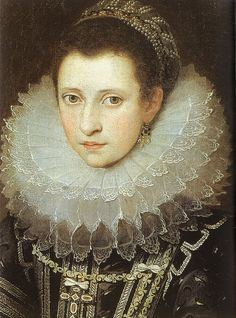 Anne Boleyn by Frans Pourbus