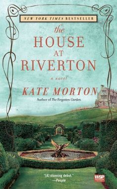 books, country houses, kate morton, english country, reading lists, historical fiction, downton abbey, novel, book reviews
